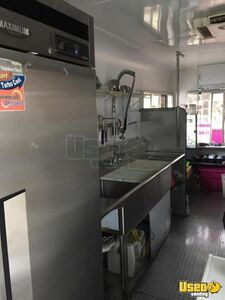 Kitchen Food Trailer Propane Tank Colorado for Sale