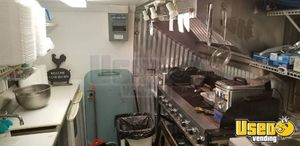Kitchen Food Trailer Refrigerator Florida for Sale