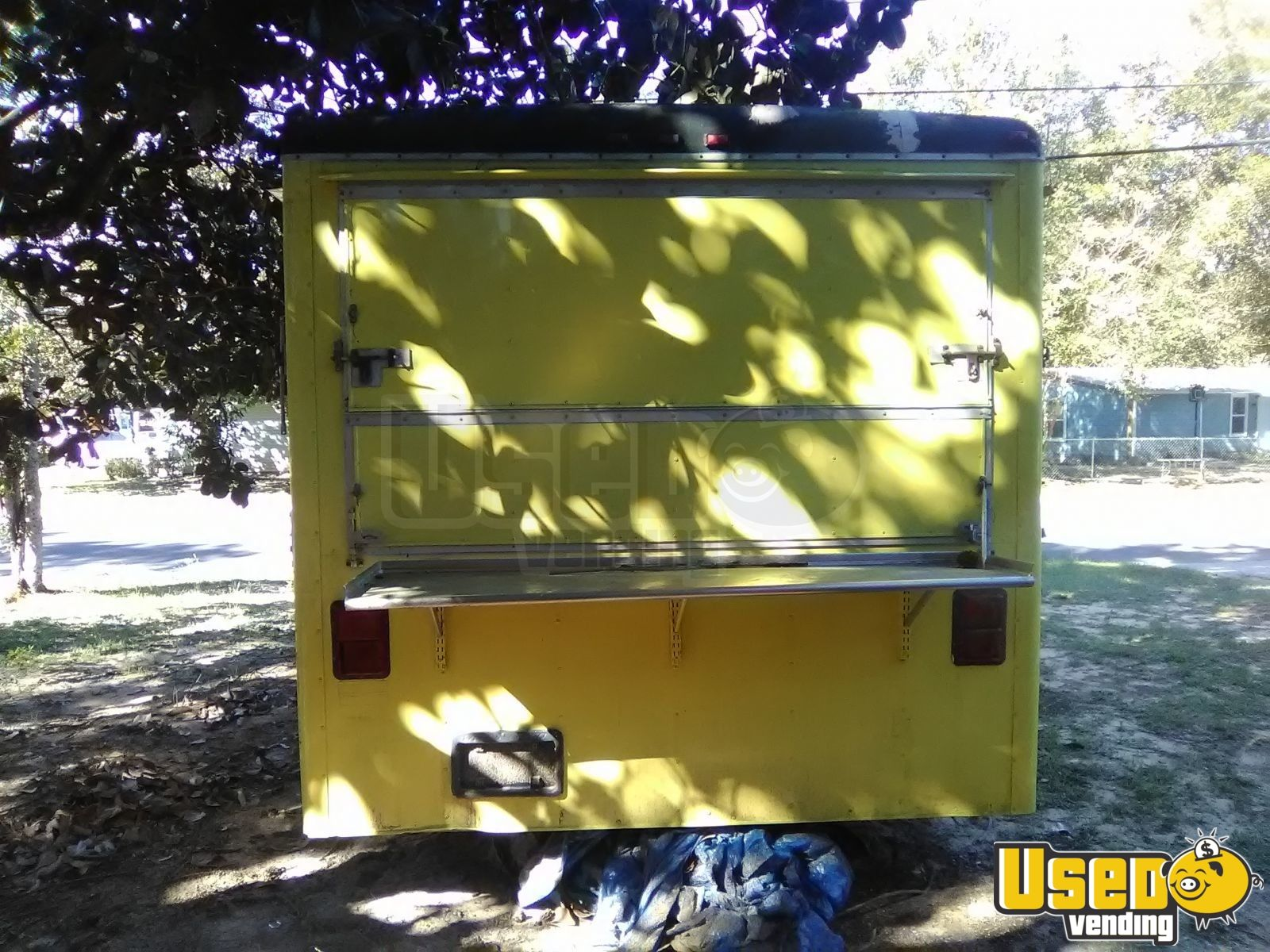 Kitchen Food Trailer Shore Power Cord Florida for Sale - 6