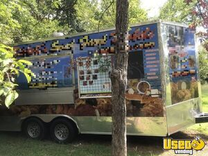 2017- 8.5' x 16' Freedom Mobile Kitchen Trailer for Sale in South Carolina!