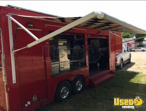 8.6' x 22' Food Concession Trailer for Sale in South Dakota!!!