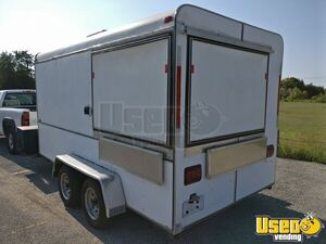 Turnkey 2004 8' x 14' Food Concession Trailer / Mobile Food Unit for Sale in Texas!