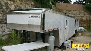 Turnkey 2013 8.4' x 44' Haulmark Kitchen on Wheels/Loaded Food Concession Trailer for Sale in Texas!