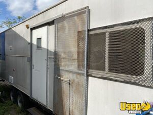 Loaded 2006 8' x 23' Mobile Kitchen Food Concession Trailer with Bathroom for Sale in Texas!