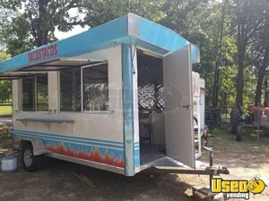 Never Used 2019 7' x 14' Food Concession Trailer in Great Condition for Sale in Texas!
