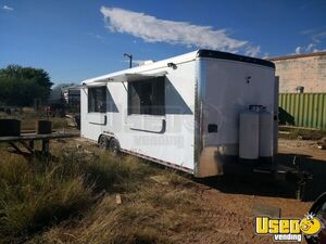 NEW 8.5' x 18' 2020 Food Concession Trailer Custom-Built Mobile Kitchen Unit for Sale in Texas!