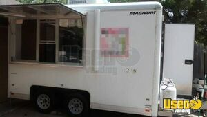 2011 8' x 14' Food Concession Trailer for Sale in Texas!!!