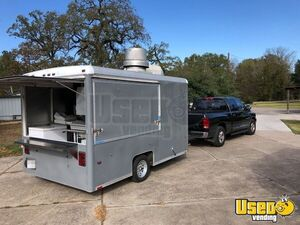 2005 - 8' x 14' Mobile Kitchen / Shaved Ice Full Service Concession Trailer for Sale in Texas!!!