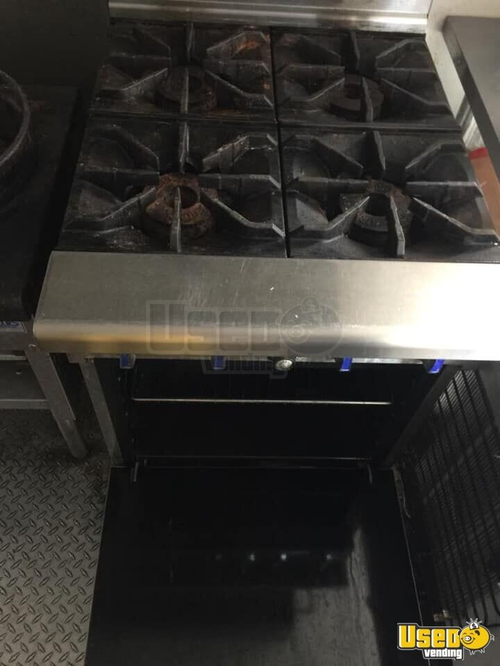 Kitchen Food Trailer Upright Freezer Colorado for Sale - 6