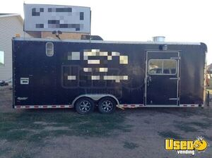 8' x 24' Pace American Mobile Kitchen Unit / Food Concession Trailer for Sale in Utah!