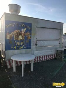 Used 12' Carmate Multi-Functional Food Concession Trailer Mobile Kitchen Unit for Sale in Virginia!