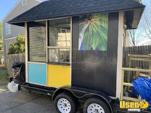 Ready to Cook 6' x 10' Used Mobile Kitchen Food Concession Trailer for Sale in Virginia!!