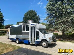Kitchen Food Truck All-purpose Food Truck Illinois for Sale