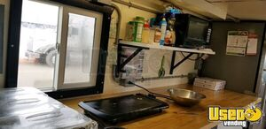 Kitchen Food Truck Concession Trailer Concession Window Oregon for Sale