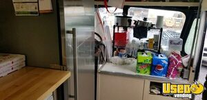 Kitchen Food Truck Concession Trailer Refrigerator Oregon for Sale