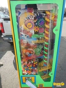 Large / Kinetic Gumball Machine 2 Quebec for Sale
