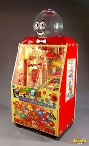 (1) - Oscar's Wild Ride Interactive Gumball Vending Machine!!!