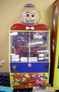 2008 Oscar's Wild Ride Interactive Bulk Vending Machine for Sale in Indiana!