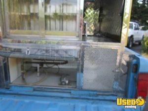Lunch Serving Food Truck Hand-washing Sink California for Sale