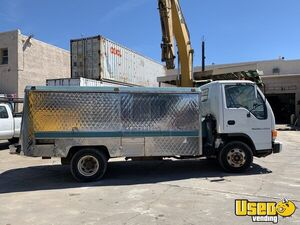 2005 - 13' Isuzu NPR Diesel Lunch Serving Canteen Style Food Truck for Sale in New Jersey!!
