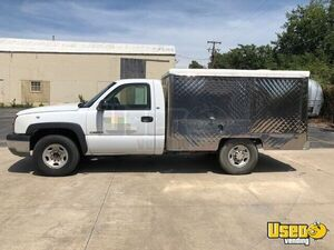 2003 Chevrolet 2500 19' Lunch Serving/Canteen-Style Food Truck for Sale in Oklahoma!