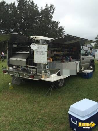 Lunch Serving Food Truck Steam Table Florida for Sale - 3
