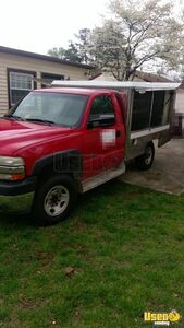 Used Chevy Silverado Lunch Truck/ Canteen Truck for Sale in Virginia!!!