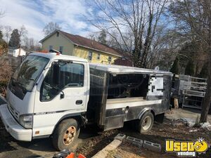 2006 Isuzu NPR Coach Lunch Serving / Canteen Style Food Truck / Mobile Kitchen for Sale in Virginia!