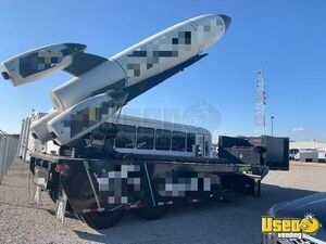 2012 Promotional Rocket Trailer/Marketing Advertising Tandem-Axle Trailer for Sale in Ohio!