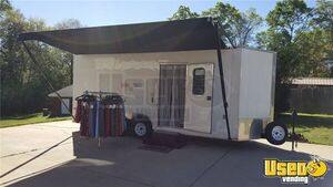2016 - 8.5' x 24' Lark Mobile Boutique Unit / Used Retail Marketing Trailer for Sale in Alabama!