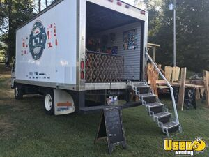 Turnkey 2008 Isuzu NQR Diesel 20' Mobile Pet Boutique Truck for Sale in North Carolina!