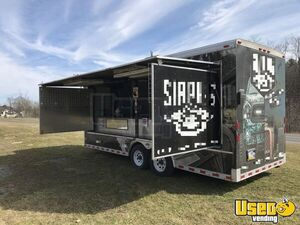 Great Looking 2003 Pace American 20' Merchandise Retail Vending Trailer for Sale in Pennsylvania!