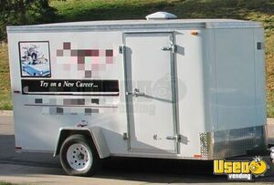 Used 2005 6' x 12' Mobile Boutique Trailer / Retail Clothing Trailer for Sale in South Dakota!