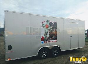 Used 2018 Forest River Cargo Mate E-Series Gateway Mobile Boutique Trailer for Sale in Washington!