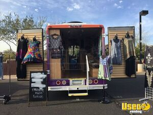 6.75' x 18' Chevy P30 Stepvan Mobile Boutique Fashion Marketing Truck for Sale in Arizona!!!