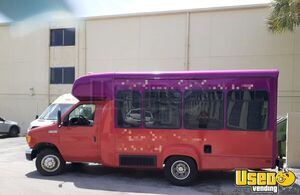 2006 - 20' Ford E350 Mobile Boutique Fashion Truck for w/ AC and Generator for Sale in Florida!