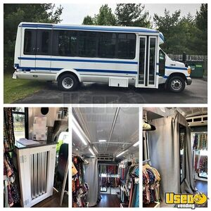2004 Ford E-450 Mobile Boutique Truck / Used Fashion Truck for Sale in Pennsylvania!