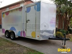 Used 2017 Wells Cargo Mobile Boutique Trailer / Mobile Retail Clothing Store for Sale in Texas!