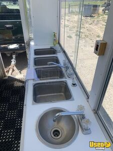 Mobile Food Unit Food Concession Trailer Concession Trailer Deep Freezer Colorado for Sale