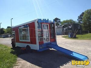 Ready to Work Ford Econoline Barbershop on Wheels / Used Mobile Barbershop Unit for Sale in Alabama!