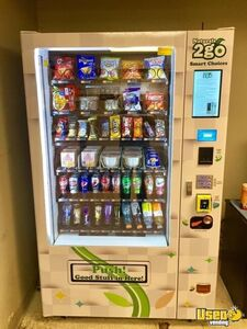2019 Naturals2Go Smart Choices MVP Vendtech Combo Healthy Vending Machines for Sale in California!