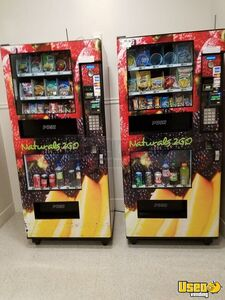 Naturals 2 Go Healthy Combo Snack & Drink Vending Machines for Sale in Atlanta, Georgia!!!