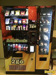 2017 Seaga Naturals 2 Go Combo H2G5000 Vending Machines for Sale in Georgia!