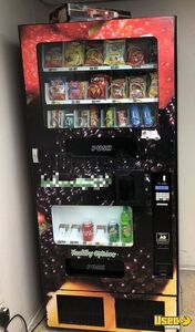 2014 Naturals 2Go Combo Snack & Drink Vending Machine for Sale in Illinois!