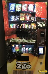 2015 Naturals 2Go N2G Combo Snack & Drink Vending Machine for Sale in Illinois!