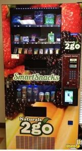 2016 N2G 4000 Naturals 2 Go Combo Snack / Drink Healthy Vending Machines for Sale in Massachusetts!