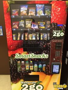 2015- Naturals2Go Healthy Snack & Drink Vending Machines for Sale in New Jersey!
