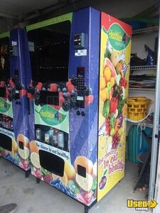 Healthier 4U Combo Snack & Drink Healthy Vending Machines for Sale in Ohio!
