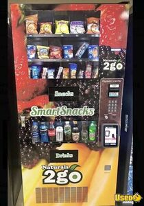 Seaga N2G4000 Naturals 2 Go Combo Healthy Vending Machines for Sale in Texas!