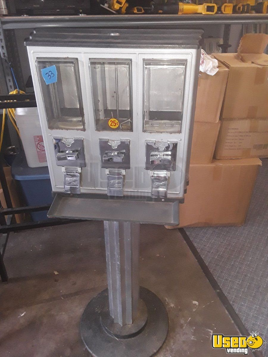 Northwestern Triple Head Candy Machine 36 Kentucky for Sale - 36